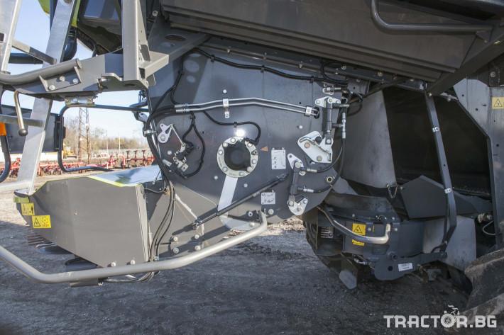 Комбайни Claas 780 Terra Trac 10 - Трактор БГ
