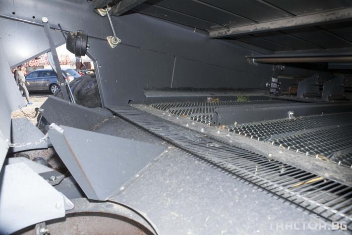 Комбайни Claas 780 Terra Trac 11 - Трактор БГ