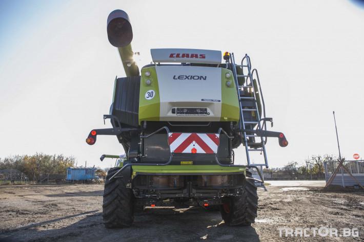 Комбайни Claas 780 Terra Trac 12 - Трактор БГ