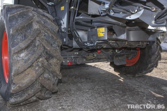 Комбайни Claas 780 Terra Trac 13 - Трактор БГ