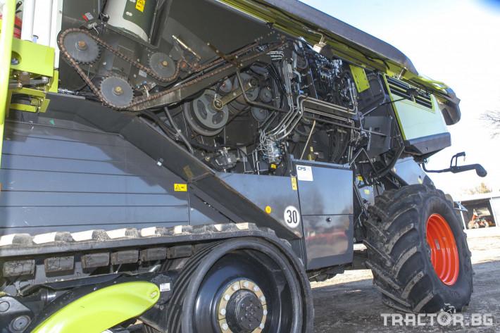Комбайни Claas 780 Terra Trac 15 - Трактор БГ