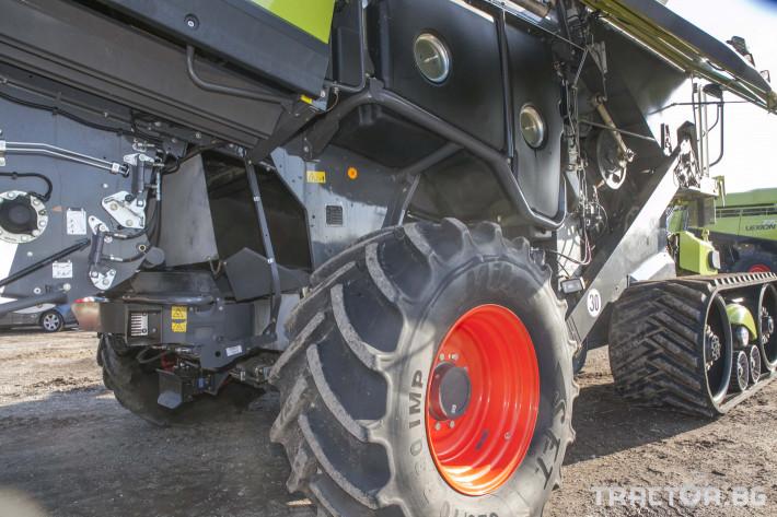 Комбайни Claas 780 Terra Trac 17 - Трактор БГ