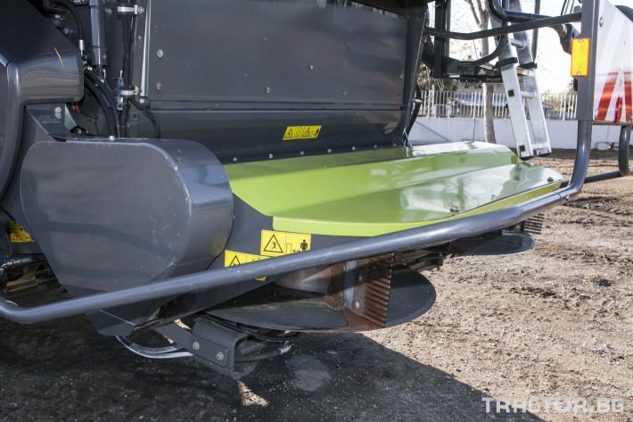Комбайни Claas 780 Terra Trac 18 - Трактор БГ