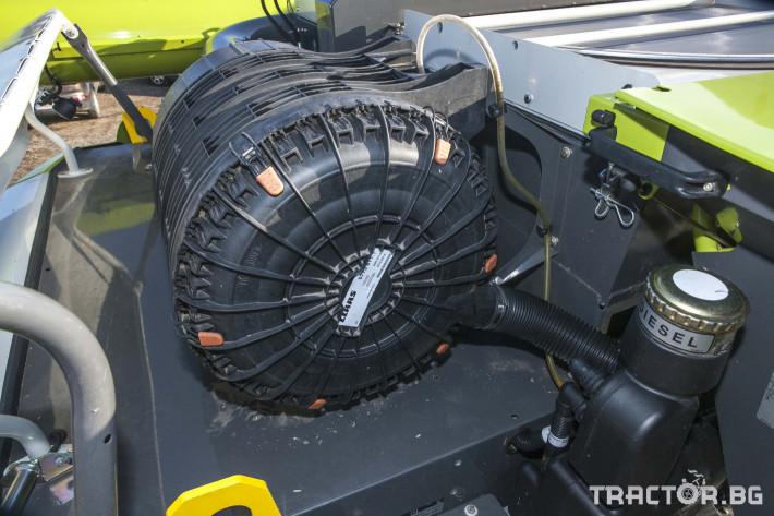 Комбайни Claas 780 Terra Trac 20 - Трактор БГ