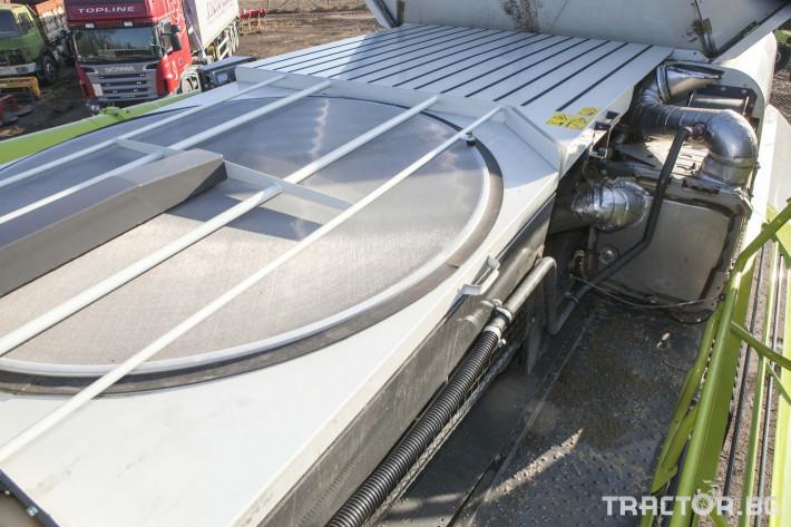 Комбайни Claas 780 Terra Trac 21 - Трактор БГ