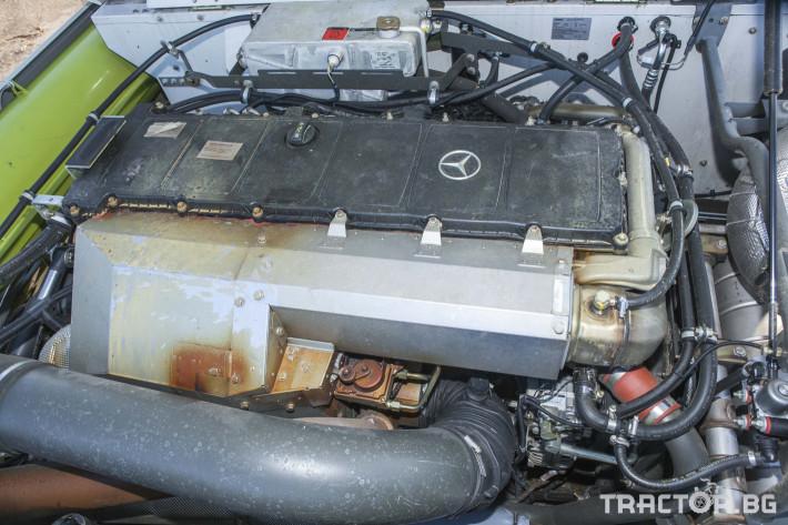 Комбайни Claas 780 Terra Trac 22 - Трактор БГ