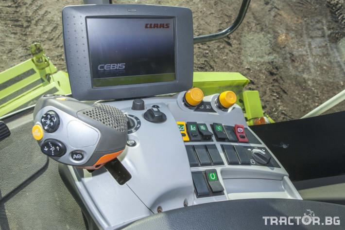 Комбайни Claas 780 Terra Trac 26 - Трактор БГ