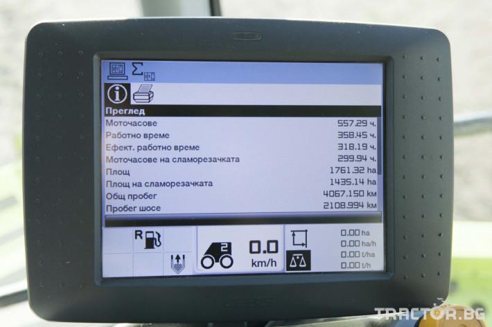 Комбайни Claas 780 Terra Trac 28 - Трактор БГ