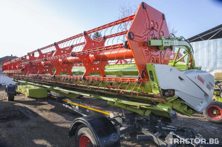 Комбайни Claas 780 Terra Trac 31 - Трактор БГ