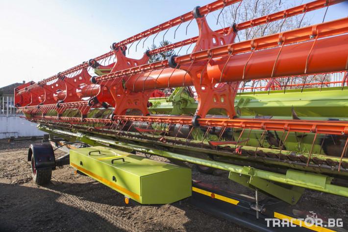 Комбайни Claas 780 Terra Trac 32 - Трактор БГ