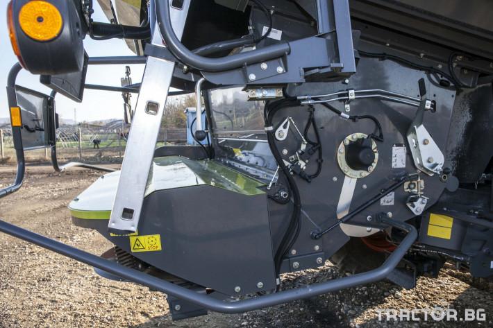 Комбайни Claas Lexion 770 Terra Trac 1