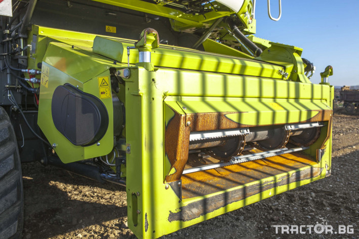 Комбайни Claas Lexion 770 Terra Trac 7
