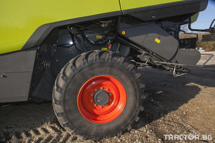 Комбайни Claas Lexion 770 Terra Trac 10