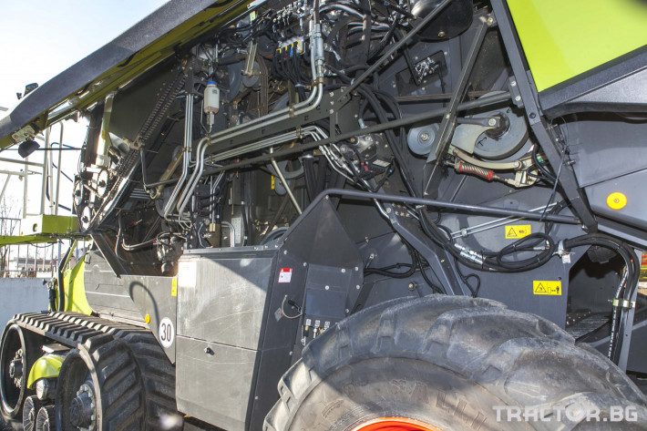 Комбайни Claas Lexion 770 Terra Trac 13
