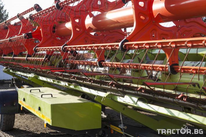 Комбайни Claas Lexion 770 Terra Trac 19