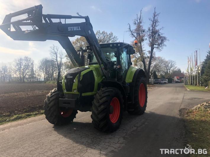 Трактори Claas Axion 810 0