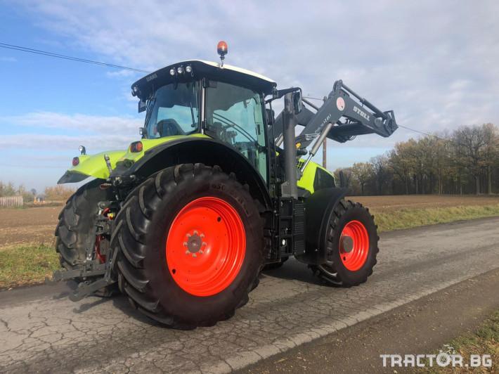 Трактори Claas Axion 810 1