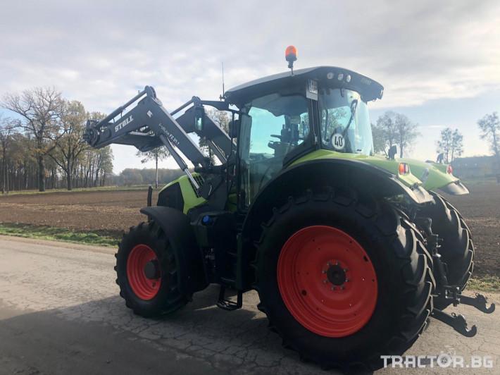 Трактори Claas Axion 810 3