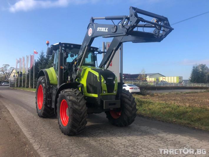 Трактори Claas Axion 810 4