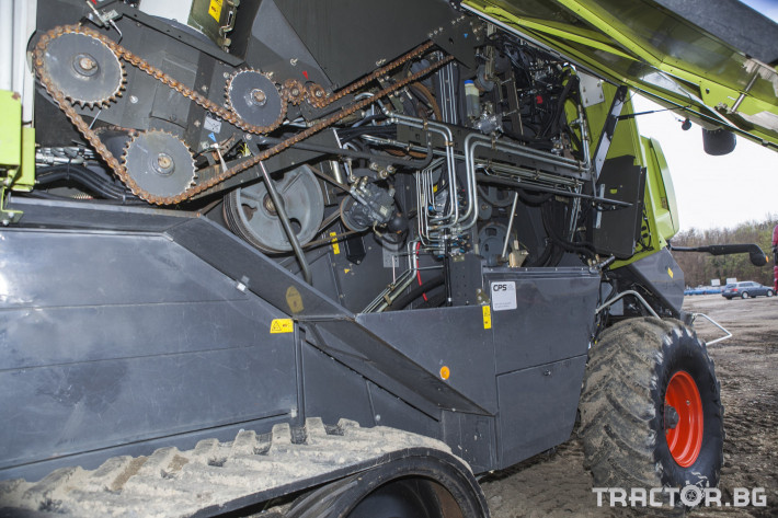 Комбайни Claas Lexion 760 Terra Trac 4