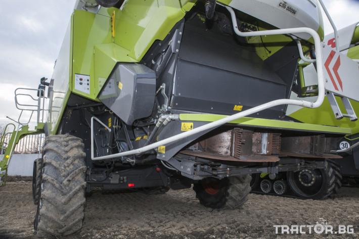 Комбайни Claas Lexion 760 Terra Trac 7