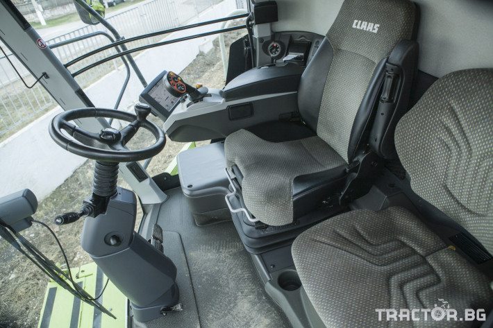 Комбайни Claas Lexion 760 Terra Trac 12