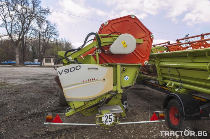 Комбайни Claas Lexion 760 Terra Trac 16