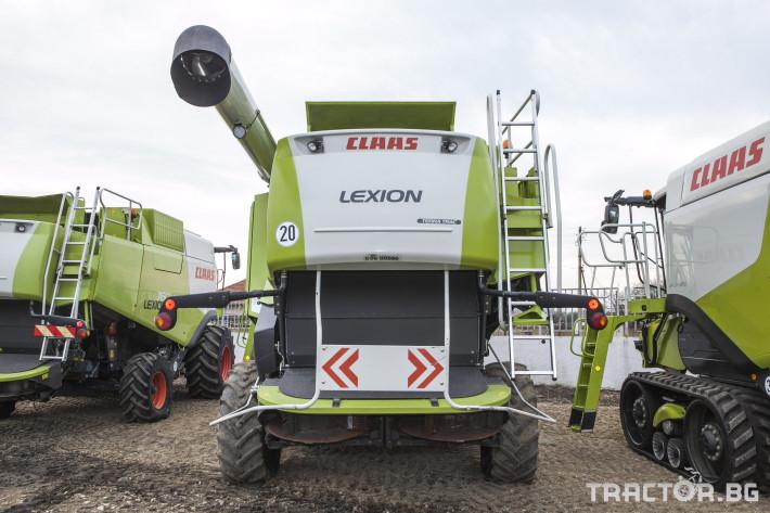 Комбайни Claas Lexion 760 Terra Trac 19