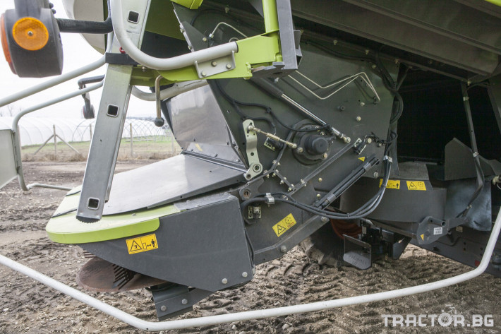 Комбайни Claas Lexion 760 Terra Trac 21