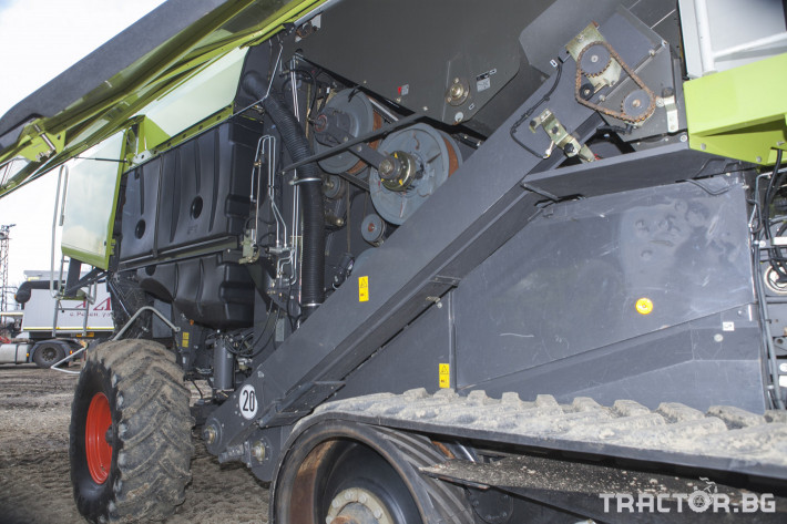 Комбайни Claas Lexion 760 Terra Trac 23