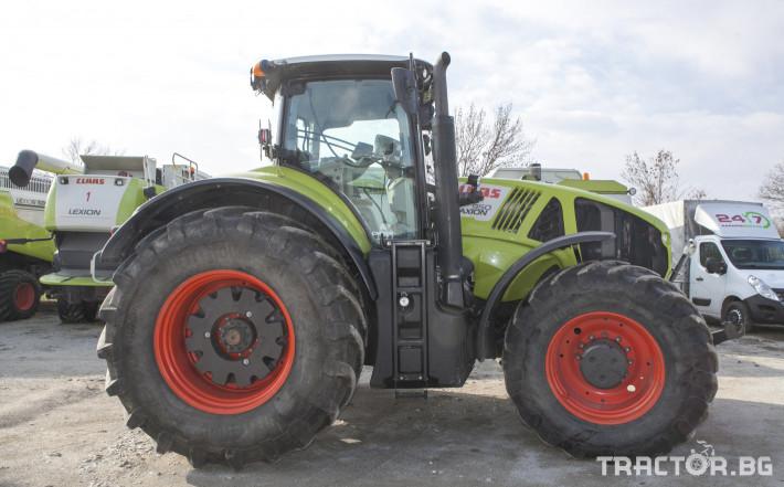 Трактори Claas Axion 950 3 - Трактор БГ