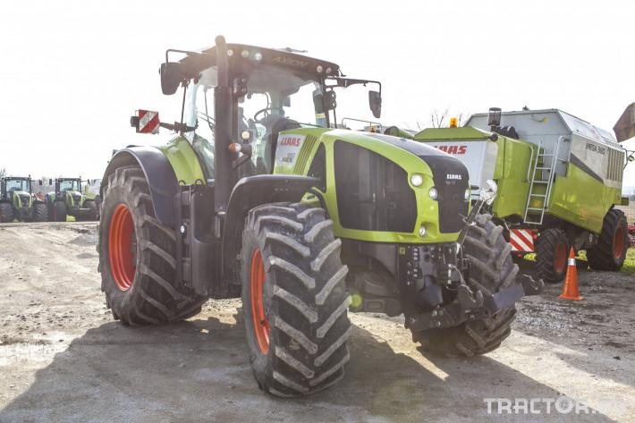 Трактори Claas Axion 950 4 - Трактор БГ