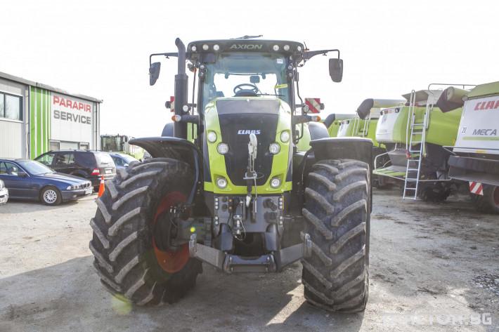 Трактори Claas Axion 950 5 - Трактор БГ