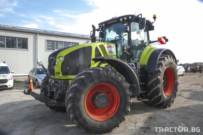 Трактори Claas Axion 950 1 - Трактор БГ