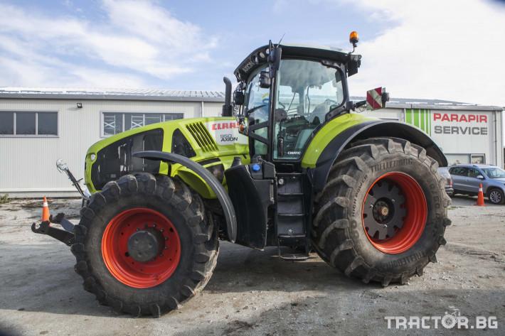 Трактори Claas Axion 950 0 - Трактор БГ