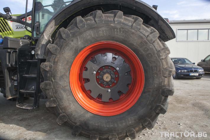 Трактори Claas Axion 950 6 - Трактор БГ