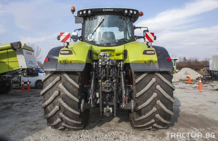 Трактори Claas Axion 950 8 - Трактор БГ