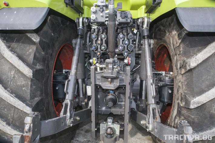 Трактори Claas Axion 950 9 - Трактор БГ