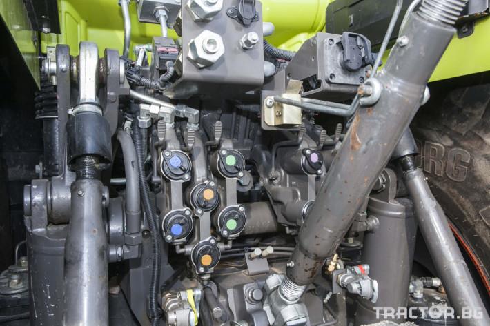 Трактори Claas Axion 950 11 - Трактор БГ