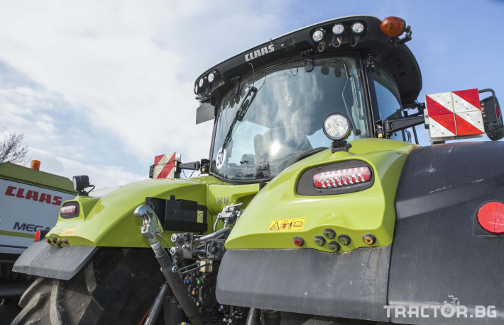 Трактори Claas Axion 950 12