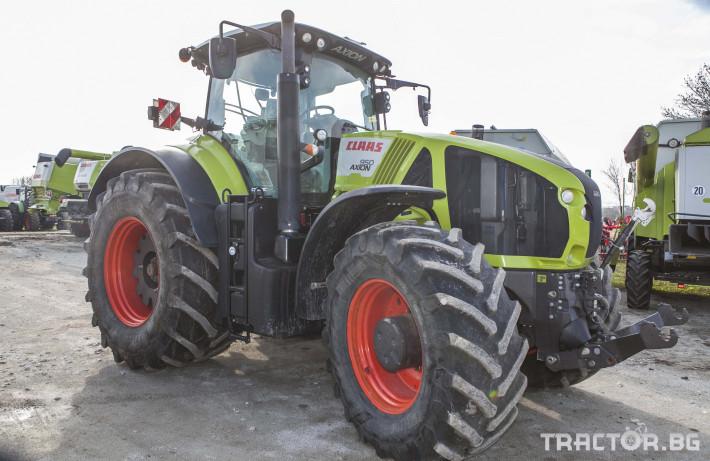 Трактори Claas Axion 950 14 - Трактор БГ