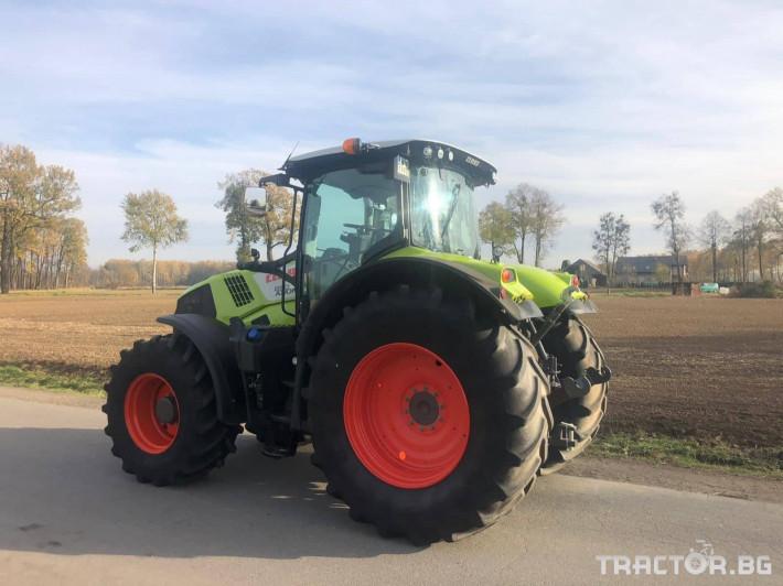 Трактори Claas Axion 850 2 - Трактор БГ
