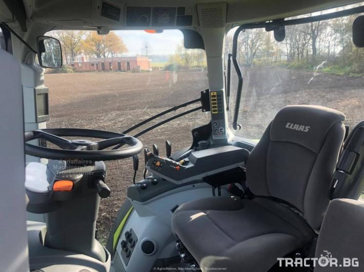 Трактори Claas Axion 850 5 - Трактор БГ