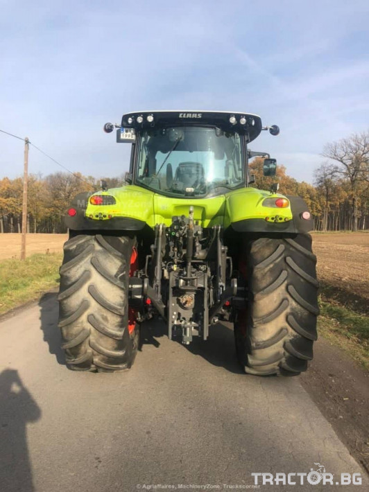 Трактори Claas Axion 850 6 - Трактор БГ
