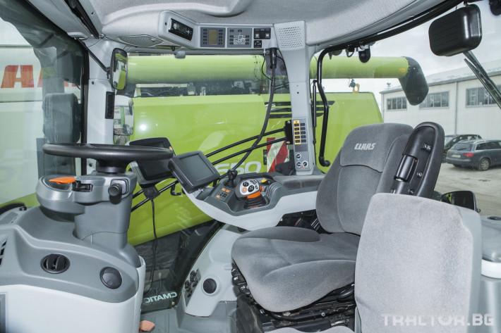 Трактори Claas Axion 950 15 - Трактор БГ