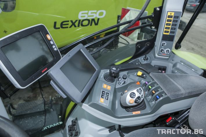 Трактори Claas Axion 950 2 - Трактор БГ