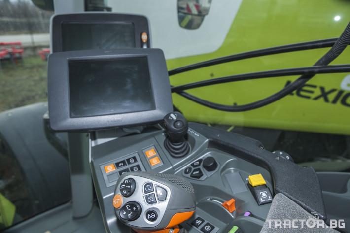 Трактори Claas Axion 950 17 - Трактор БГ