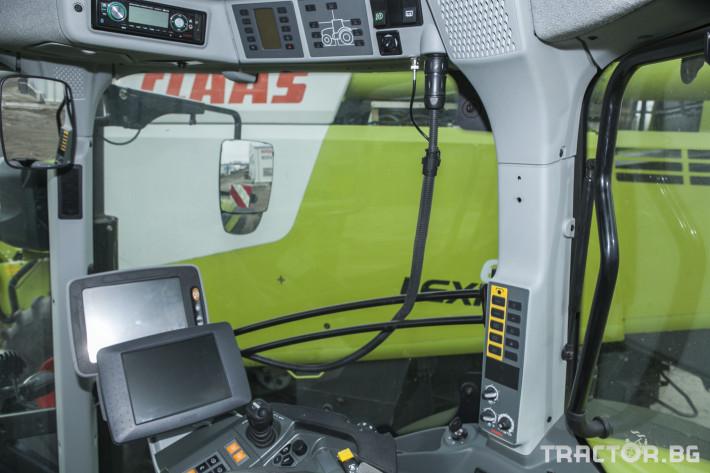 Трактори Claas Axion 950 19 - Трактор БГ
