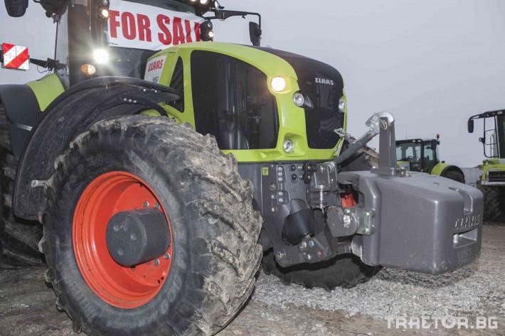 Трактори Claas Axion 950 23 - Трактор БГ
