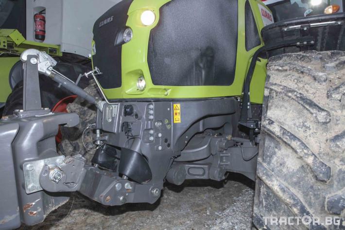 Трактори Claas Axion 950 25 - Трактор БГ